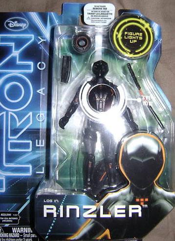 "TRON LEGACY fig 3""3/4 250459Rinzler_Tron_Legacy_toy_action_figure"