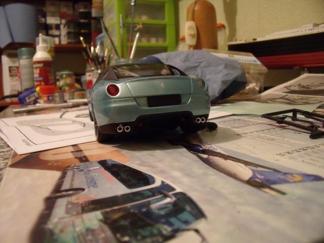 Ferrari 599GTB Fiorano. Revell. 250611boitefef039