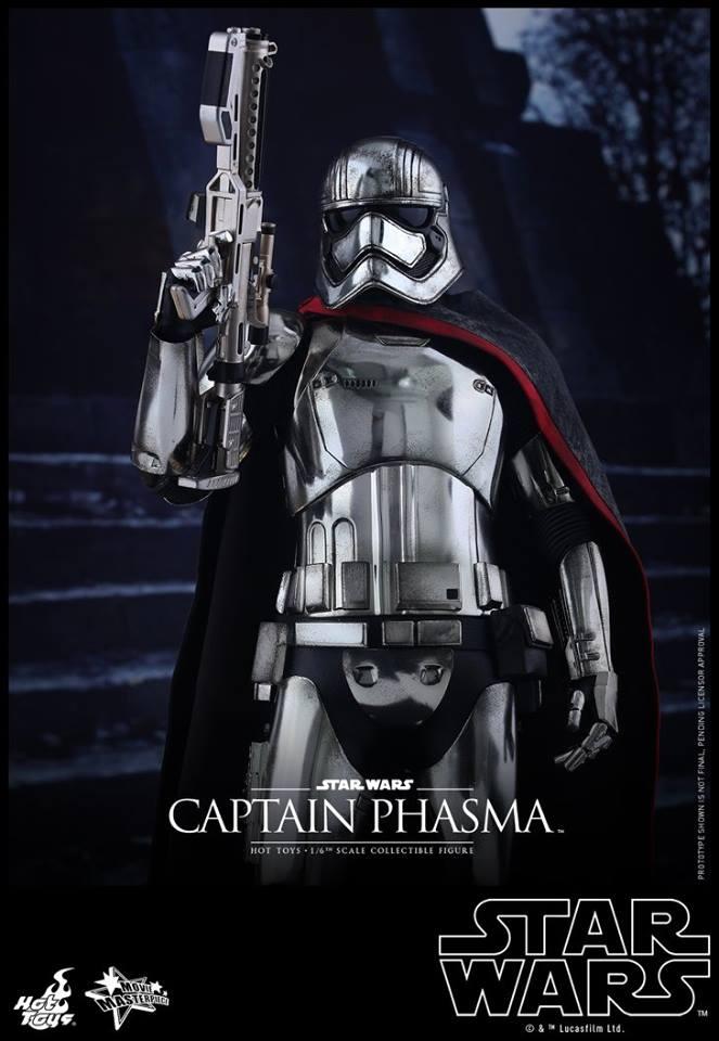 HOT TOYS - Star Wars: TFA - Captain Phasma 250680109