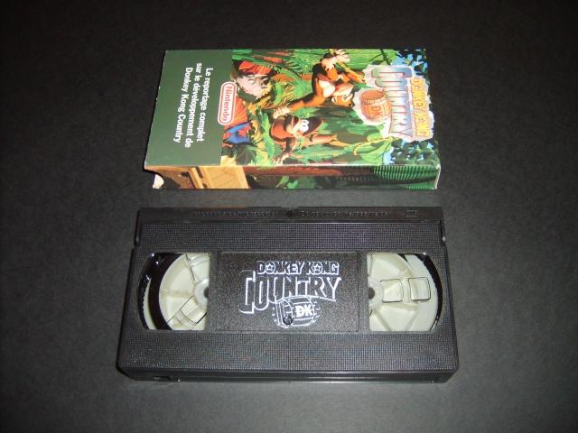 VHS de promo Super Nintendo 250985S5002279