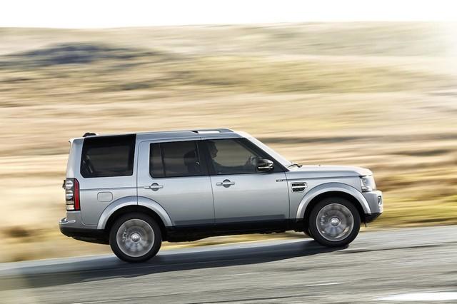 Land Rover célèbre les 25 ans du Discovery avec l'édition spéciale 'XXV' 251671landroverdiscoveryeditionlimitee10