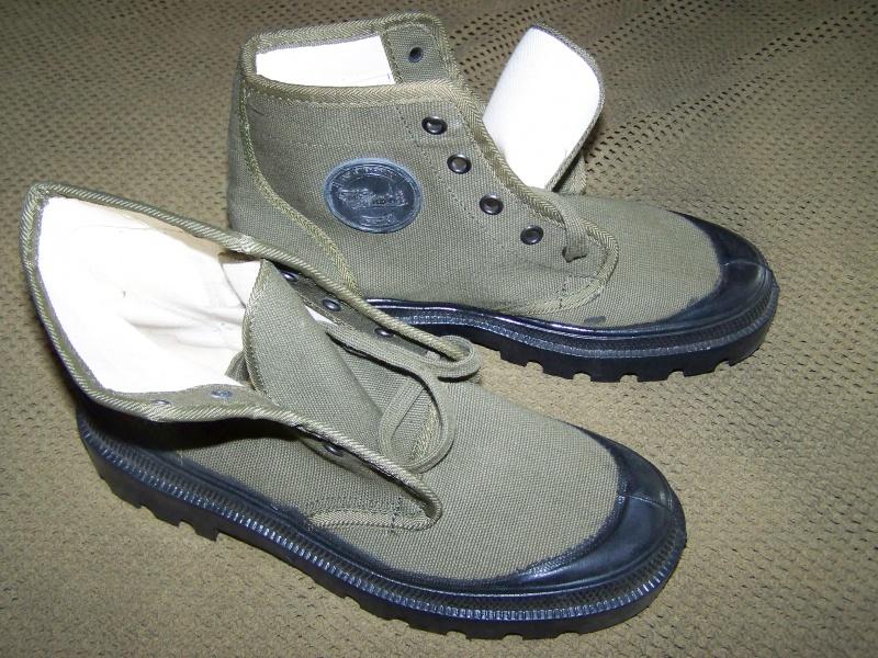 Chaussures de brousse françaises 2518191008636