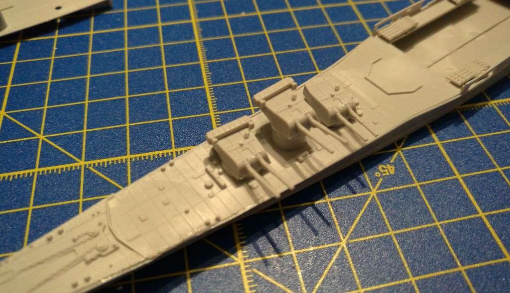 Croiseur TAKAO 1944 1/700 Pit-Road 251968Takao8
