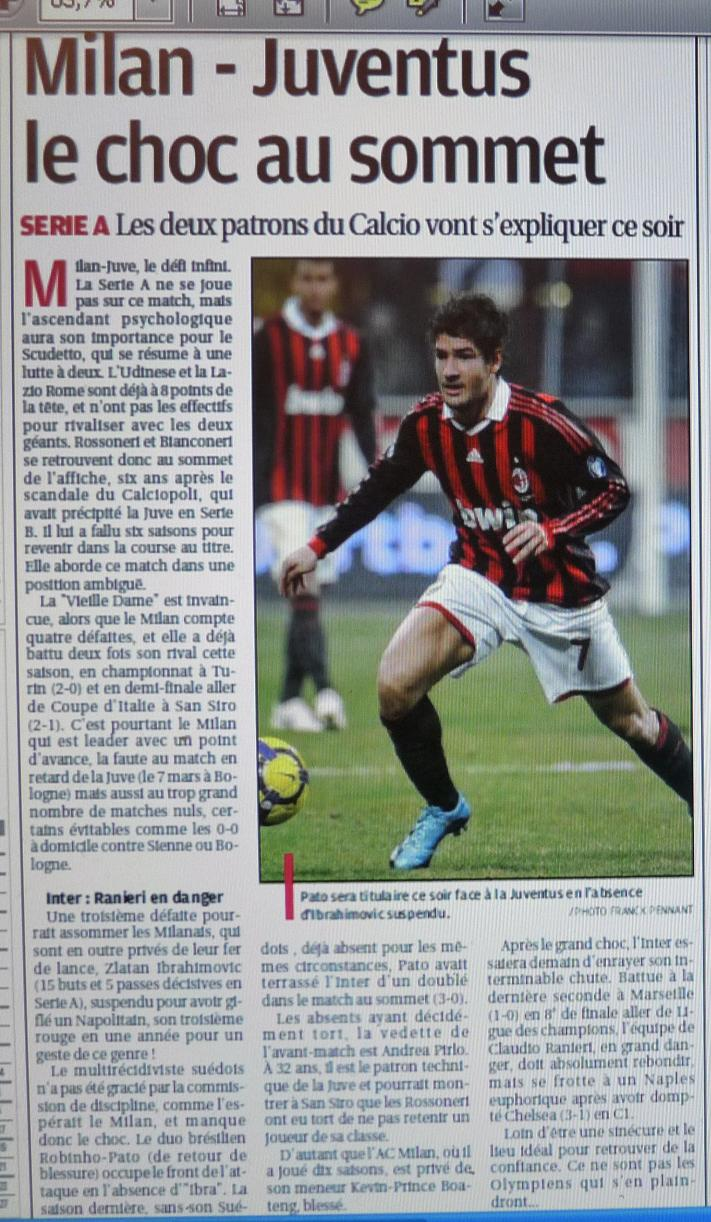 LE MILAN .A.C - Page 5 252309P1270324