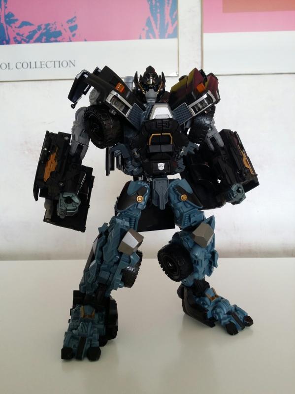"""red360 collec"""": War Machine MKII Diecast Hot Toys 253689201407111617481"""