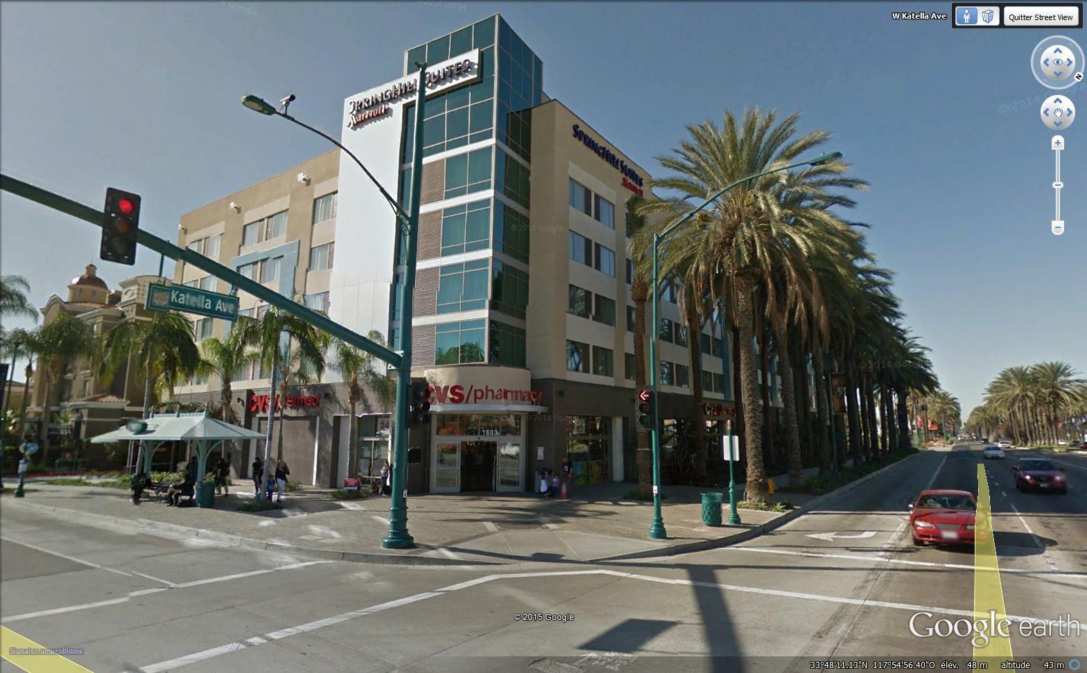 [The Anaheim Resort] Infrastructures publiques, hotels tiers, GardenWalk 254027springhillsuitesmarriott