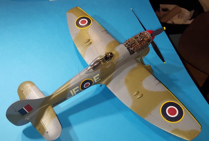 Hawker Tempest Special Hobby au 1/32ème - Page 4 25411320170926200702