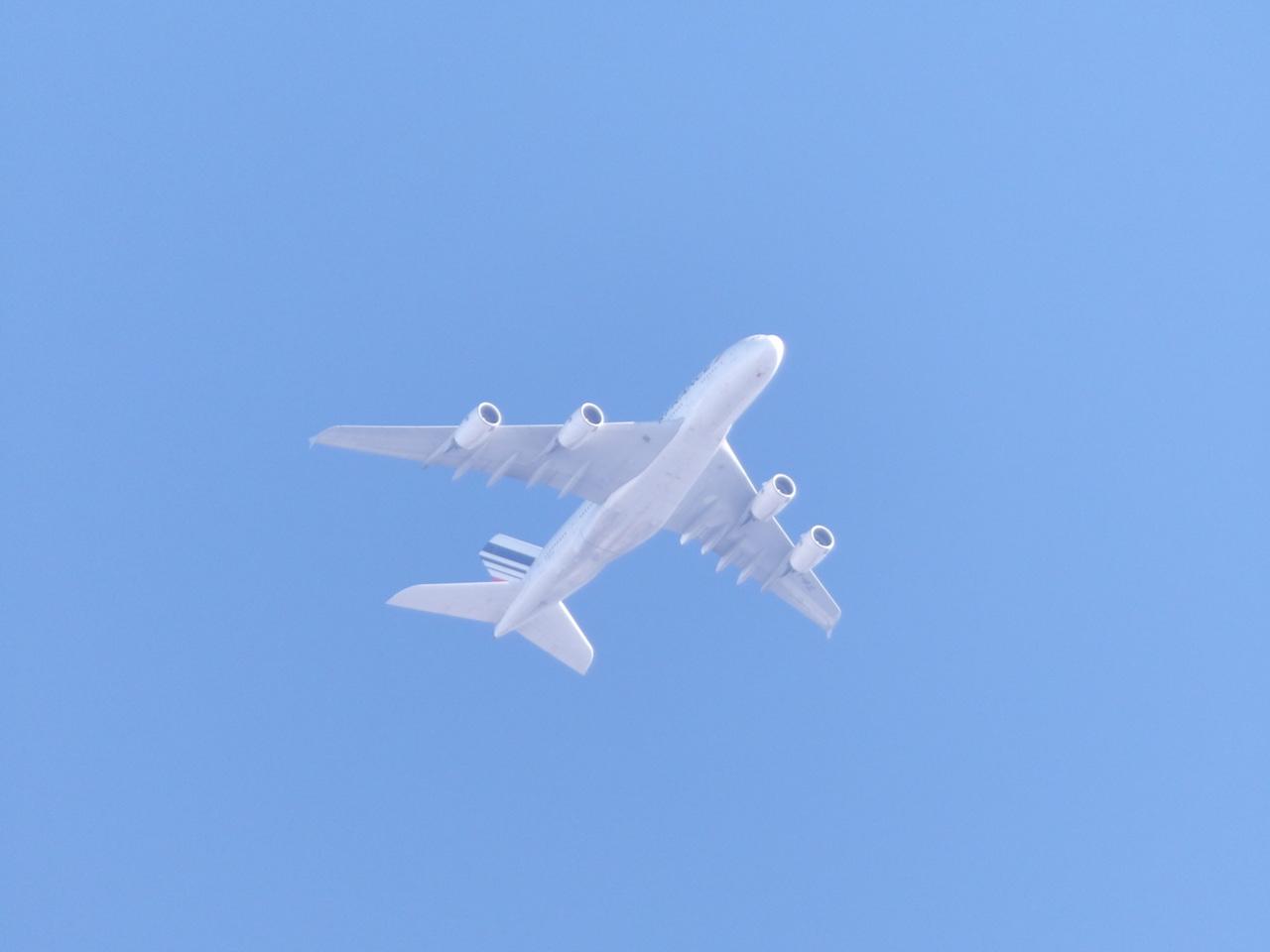 AIRBUS A380 254122A380FHPJC1