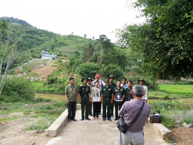 Tourisme historique à Dien Bien Phu 254312versPCGiap