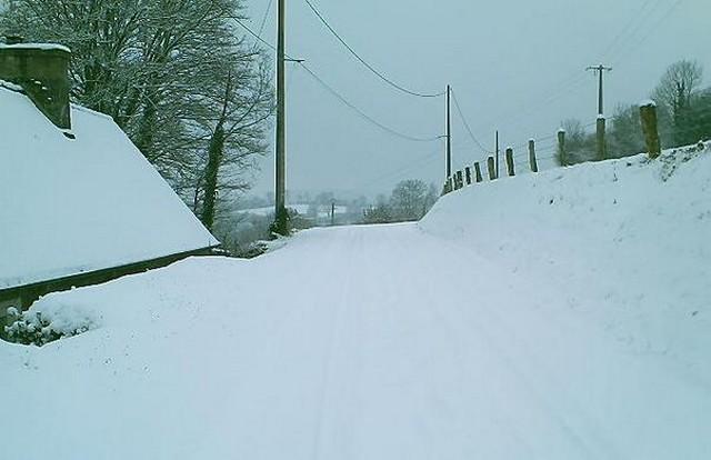 Mercredi 06 janvier 2010 - (Neige à Pont Farcy - 7 à 10 cm) 254559campeauxneige4