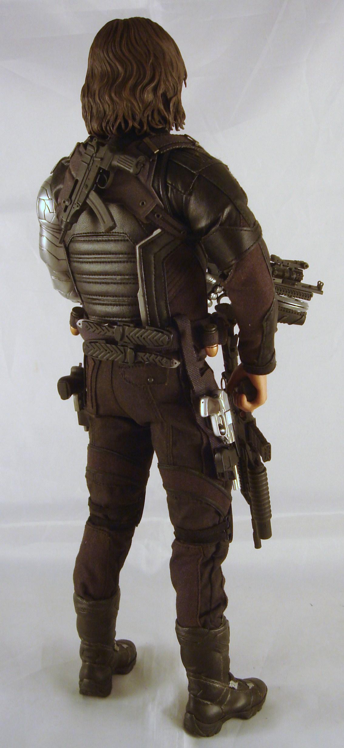 CAPTAIN AMERICA : THE WINTER SOLDIER - WINTER SOLDIER (MMS241) 254692DSC07524