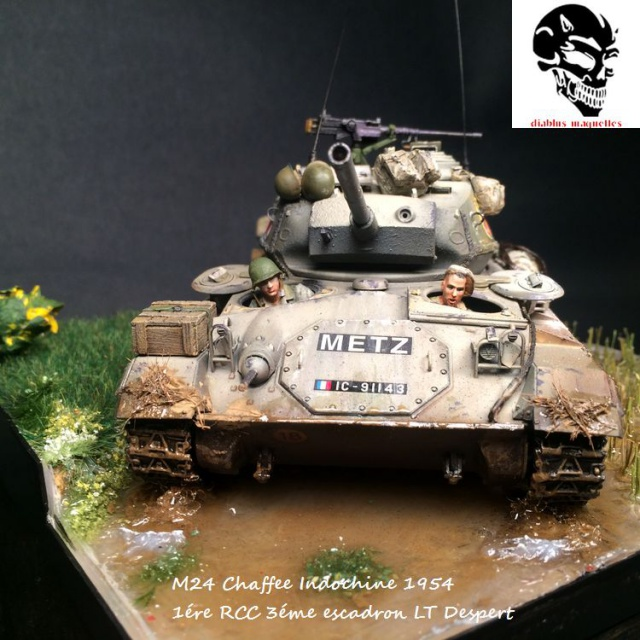 M24 Chaffee light tank, AFV Club 1/35 - Page 4 254880IMG3677