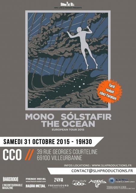 31.10 SOLSTAFIR + MONO + THE OCEAN @ Lyon (CCO) 254946VisuelSolstafirMono