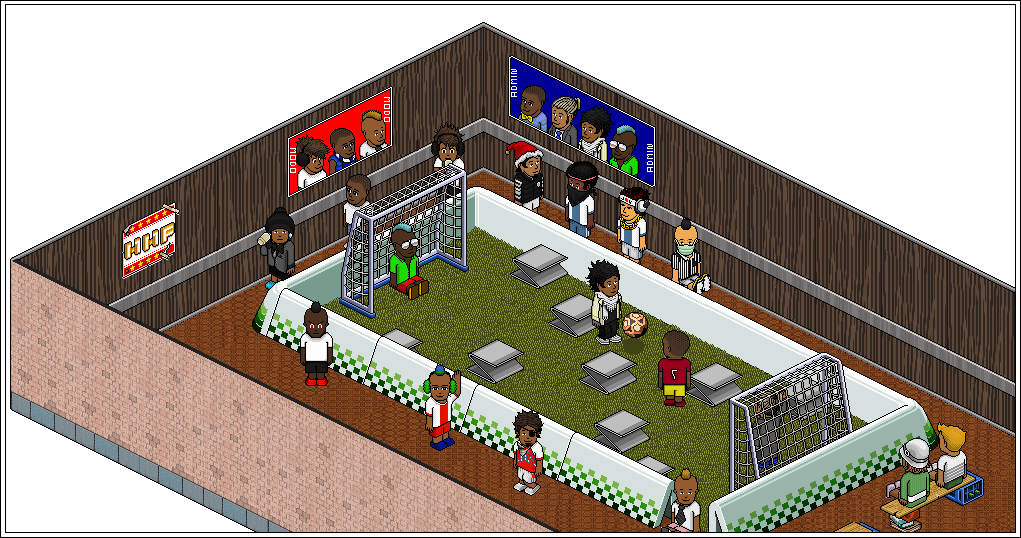 Habbo Hall Foot
