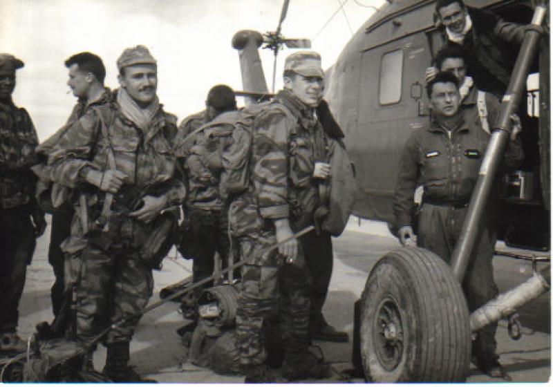Casquettes Armée de l'Air 255490CPA40CBHG0