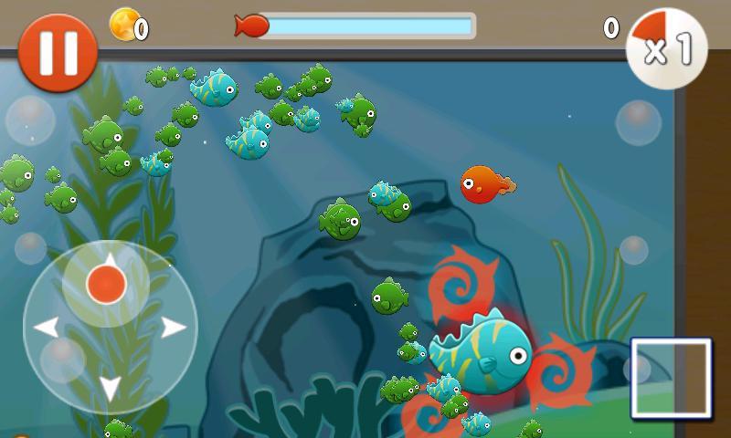 [JEU] GROW: petit poisson deviendra grand [Payant] 2556634