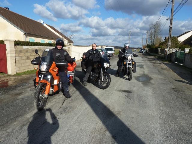52 eme Dragon rally : une hivernale au pays de Galles (2013) 256450P1230563