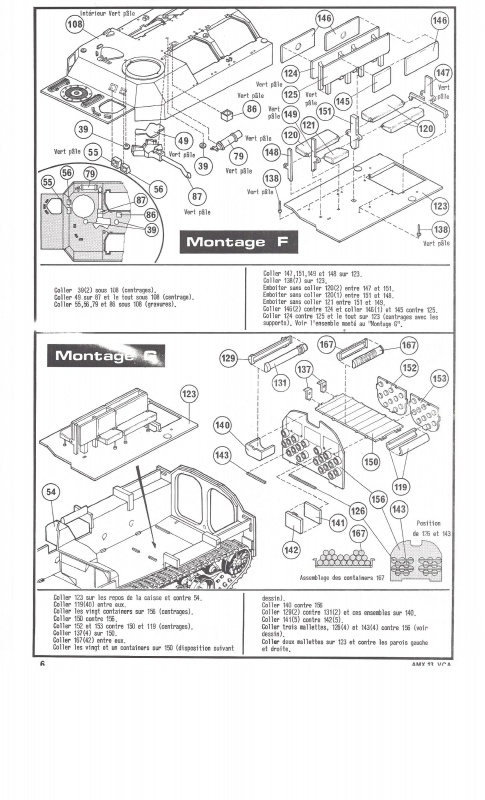 AMX 13 VCA 1/35ème Réf L 786 257094VCA006