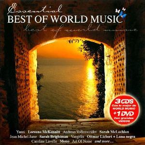 Compilations incluant des chansons de Libera 257605EssentialBestofworldmusic300