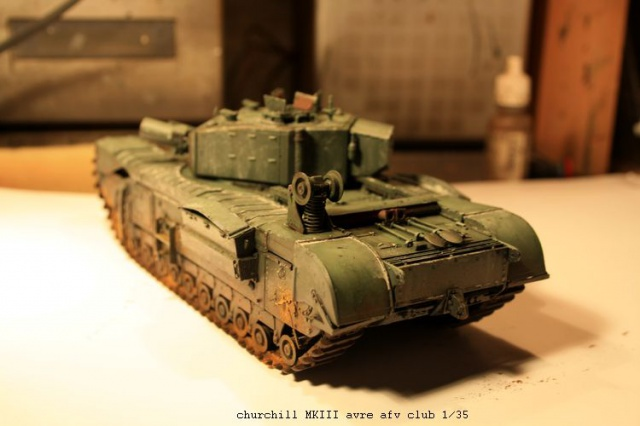 Churchill avre mk3  de chez afv club 1/35 257912IMG2359