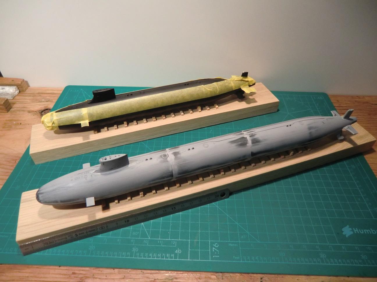 SSN 21 ET SSN 23 Seawolf Class 1/350 - Page 2 257925Seawolf14