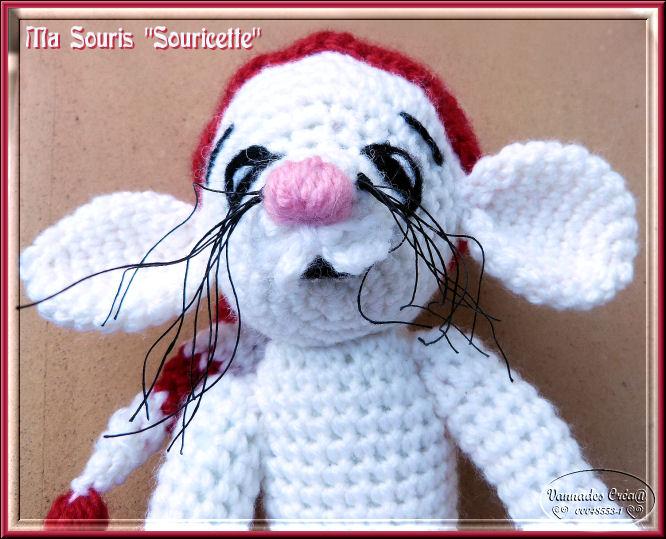 "Ma petite Souris ""Souricette"" 258180ttesouricette"