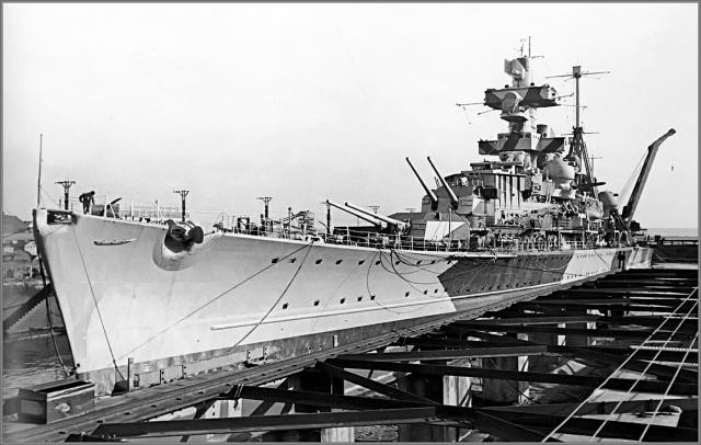 Croiseurs allemands 258755ADMIRALHIPPERbrestenjanvier1941