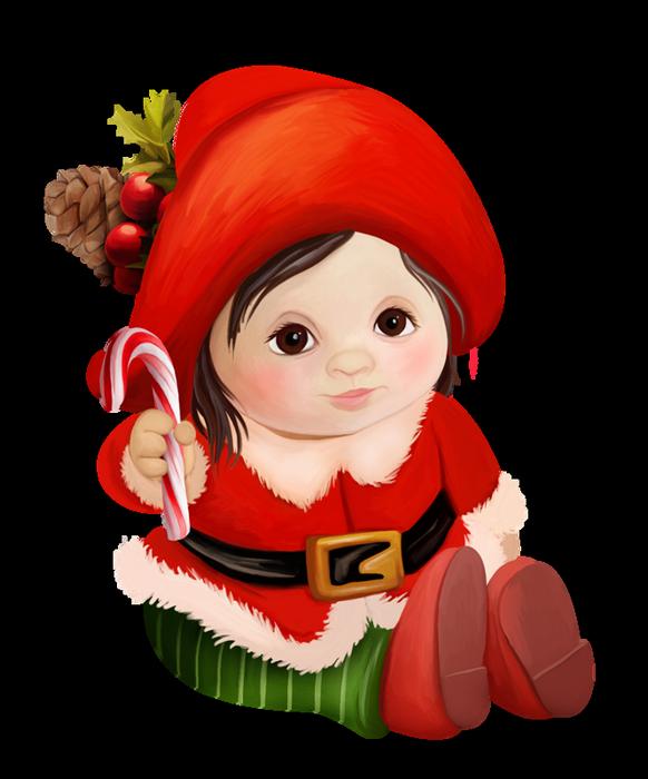Atelier numéro 4 : Personnages de Noël 25886106116f8f