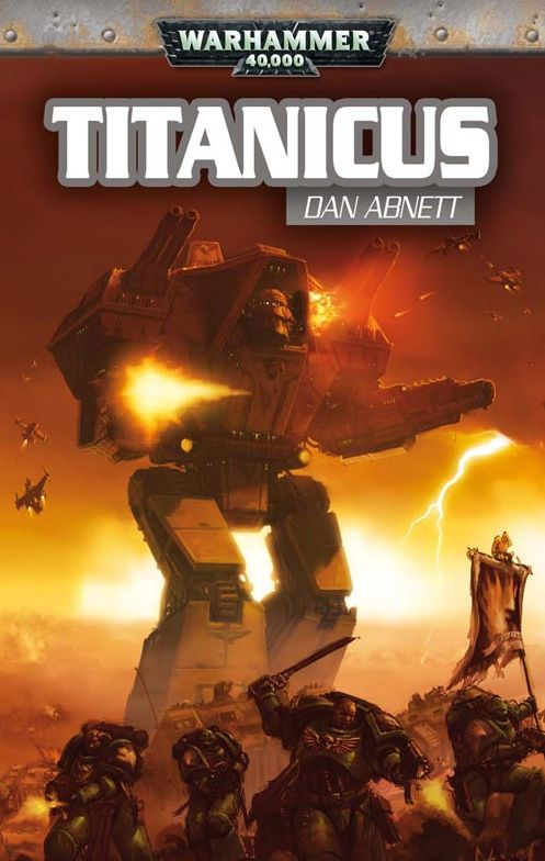 Récits complets Warhammer 40K 258981titanicus