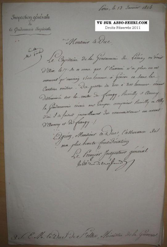 la campagne de 1814 - armée des Alpes 259121IMG8798