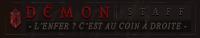 Démon | Camp Lucifer -staff-