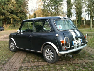 Restauration Mini Austin 1300 Injection 260351IMG0434