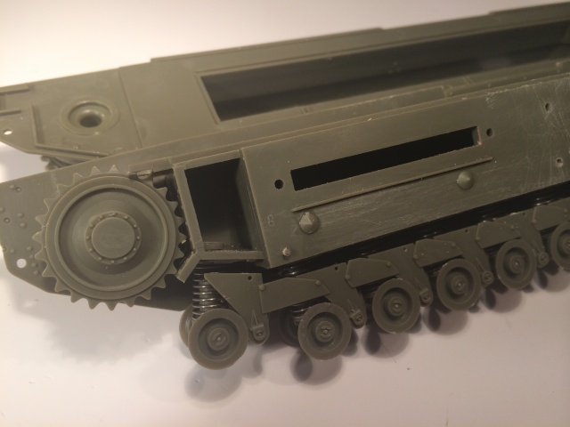 Churchill avre mk3  de chez afv club 1/35 260656013