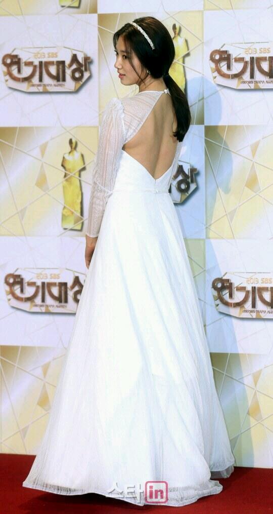 Park Shin Hye au SBS Drama Awards 2013 2609161388486095899
