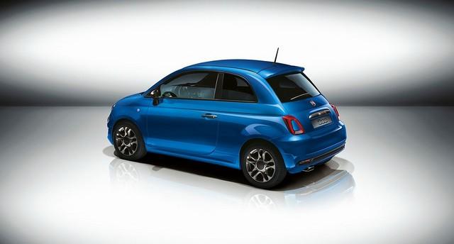 Gamme et tarifs de la nouvelle Fiat 500S 262321160301Fiat500s03