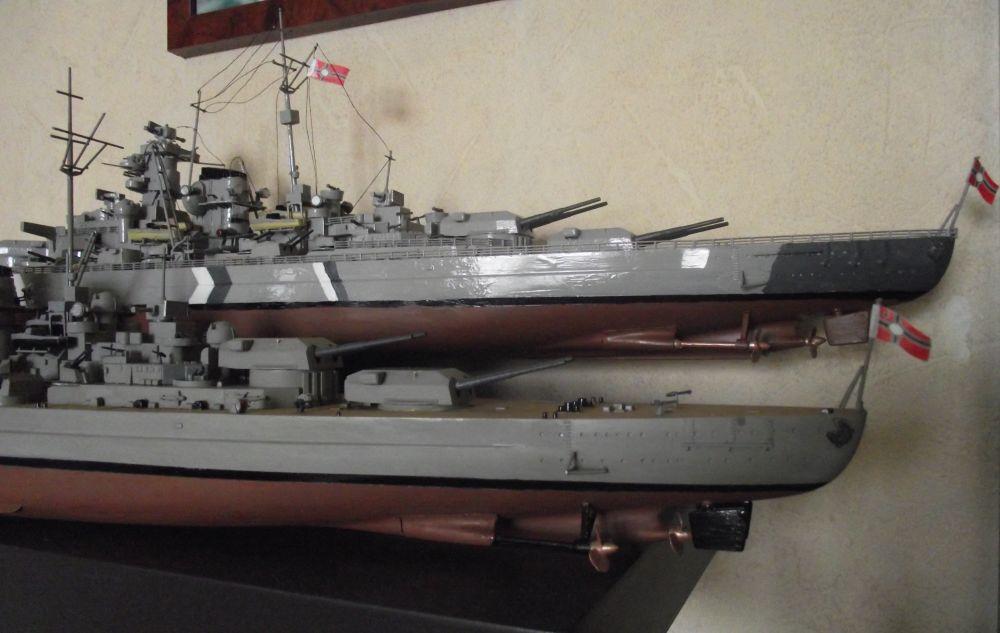 Tirpitz Tamiya 1x350 262762Tirpitz24