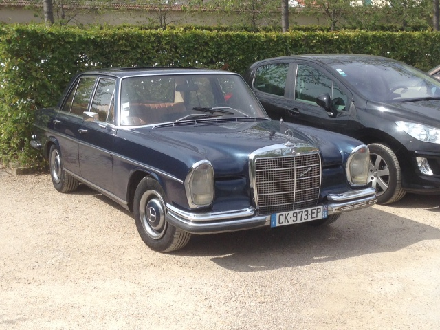 Mercedes 250 SE 1967 262773image2