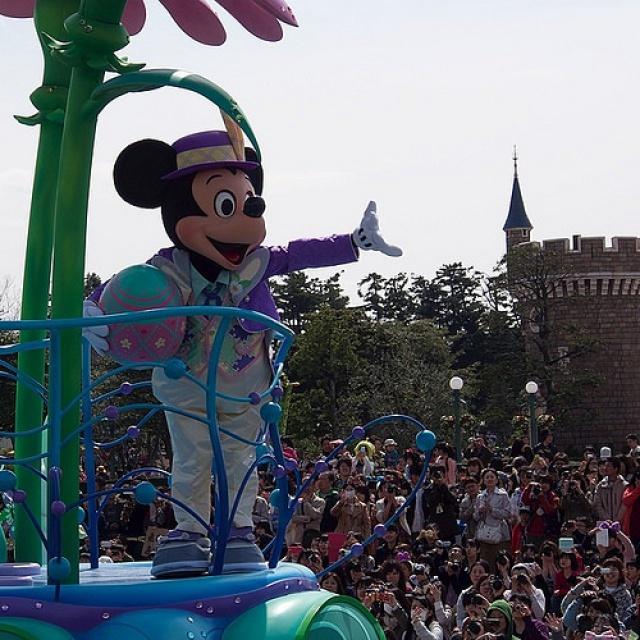 [Tokyo Disneyland] Nouvelle parade : Hippiti-Hoppiti Spring Time (du 2 avril au 23 juin 2014) 263398tds10