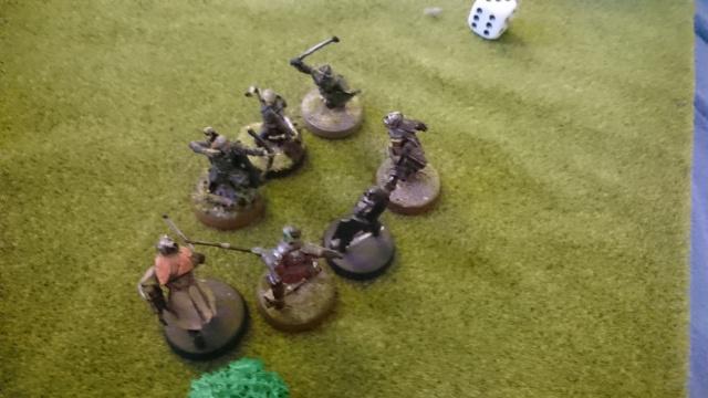 300 points / Elfes vs Orque et Uruk  2639203213