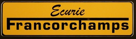 Écurie Francorchamps 263926LogoEcurieFrancorchamps