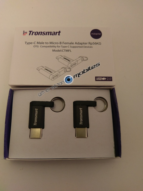 [TEST - TronsmartDirect] Adaptateur Type C 264085IMAG005