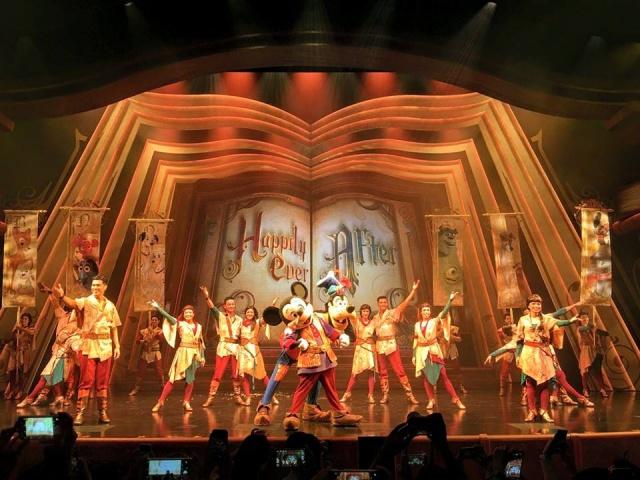 [Hong Kong Disneyland] Mickey and the Wondrous Book (2015) 264846w39