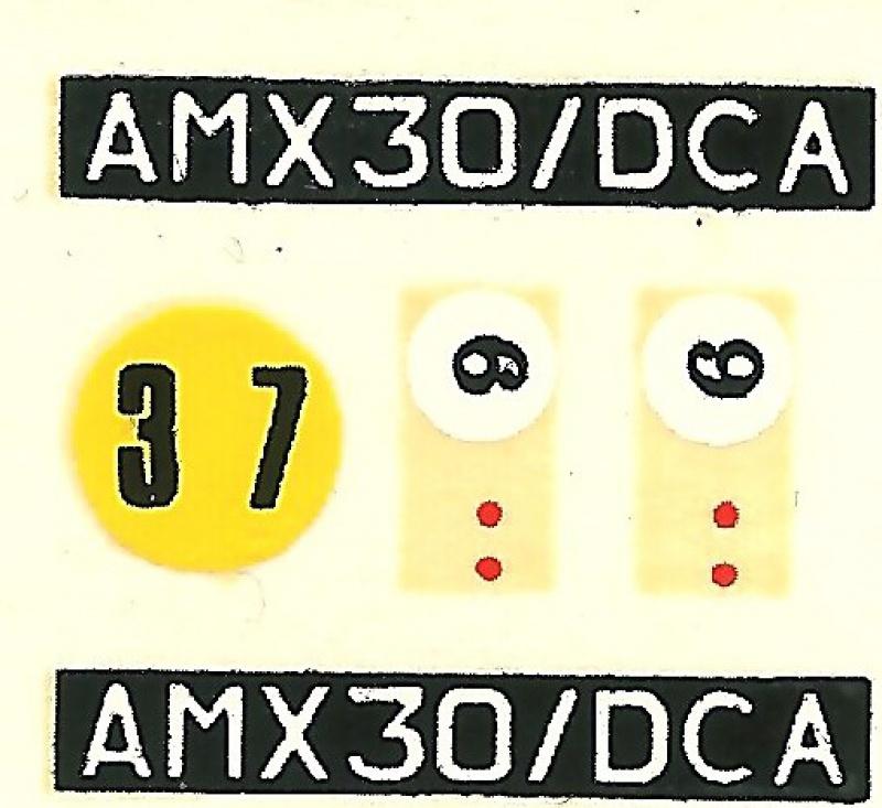 AMX 30 DCA - (Réf. L811) 1/35 265624HellerAMX30DCA811013