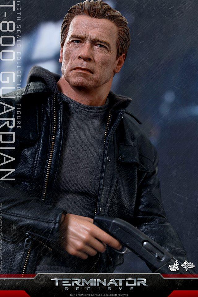HOT TOYS - Terminator Genisys - T-800 Guardian 266513107