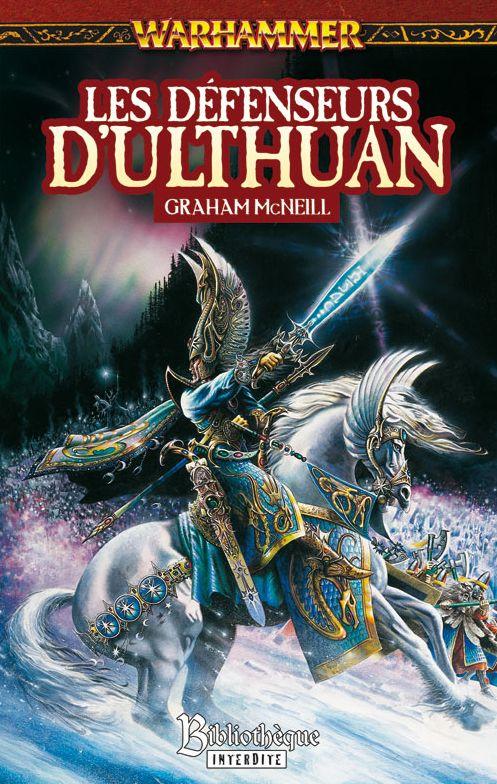 Graham McNeil et Warhammer 266843defenseurs