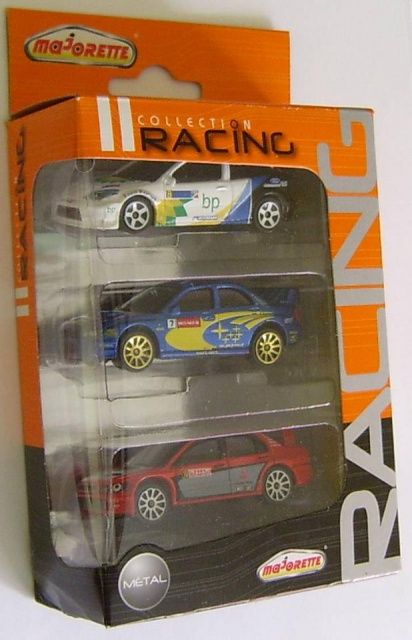 Packs 3 voitures Racing Cars. 267130863
