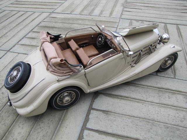 "Rolls Royce phantom II 1934 POCHER 1/8 ""Star of India 269305IMG0001"