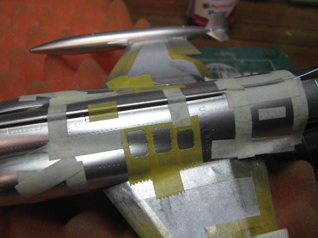 DUO: F-104N (NASA) + F-104G (BAF) Hazegawa 1/48  - Page 2 269344IMG6347
