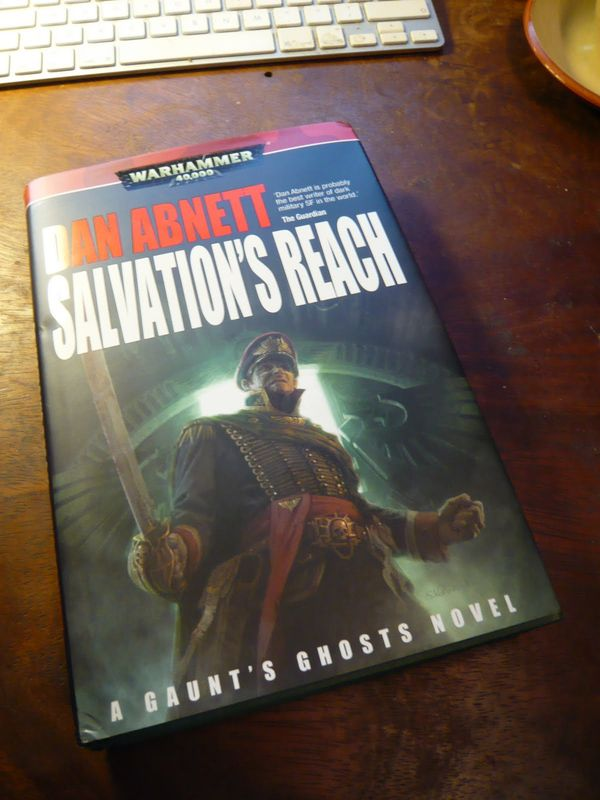Salvation's Reach de Dan Abnett 269634salvation