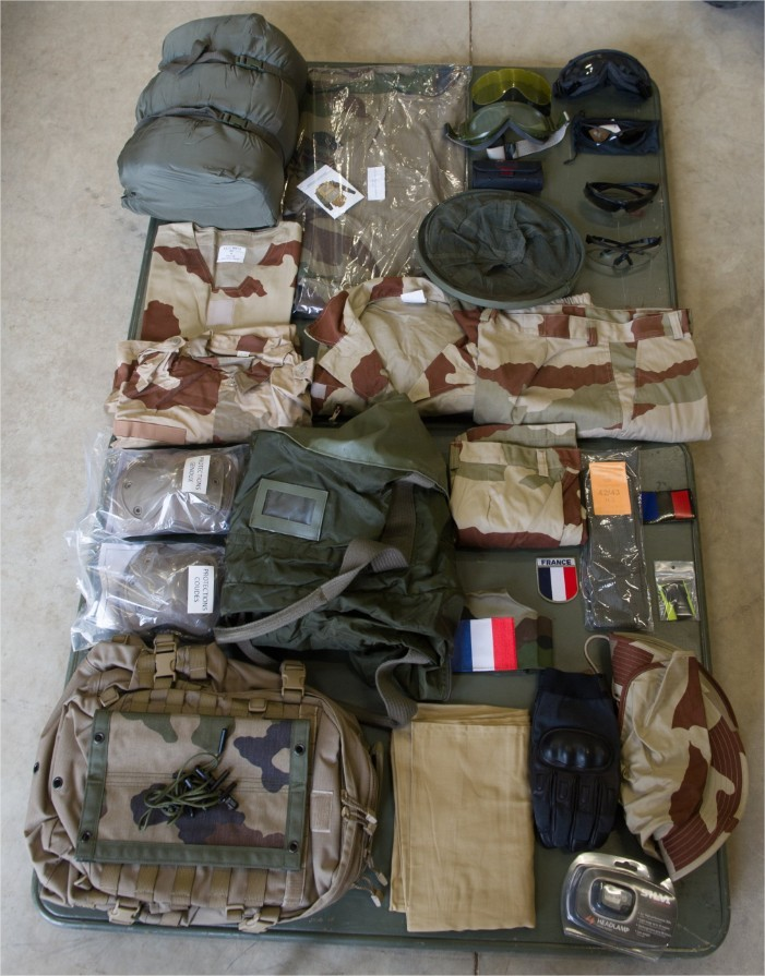 F1 Pack Contents  270259serval2013